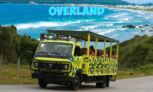 Safári de Praias - Overland Tours | Casa do Turista, SC