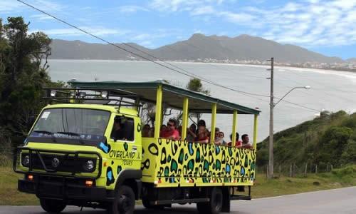 Bombinhas, Santa Catarina - Safari de Praias - Overland Tours