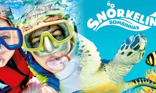 Snorkeling na Praia da Sepultura, SC - Casa do Turista