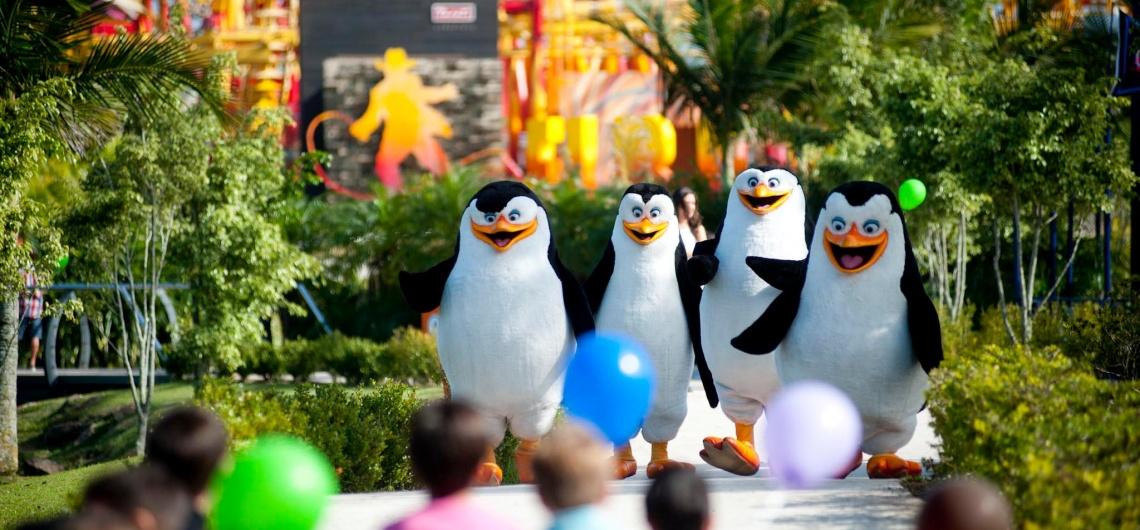 Beto Carrero World é o sexto melhor parque de diversões do planeta