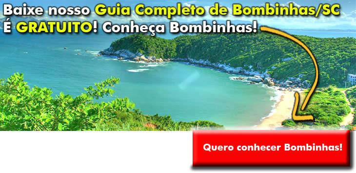 Bombinhas: guia completo GRATUITO para conhecer melhor esse paraíso que é Bombinhas