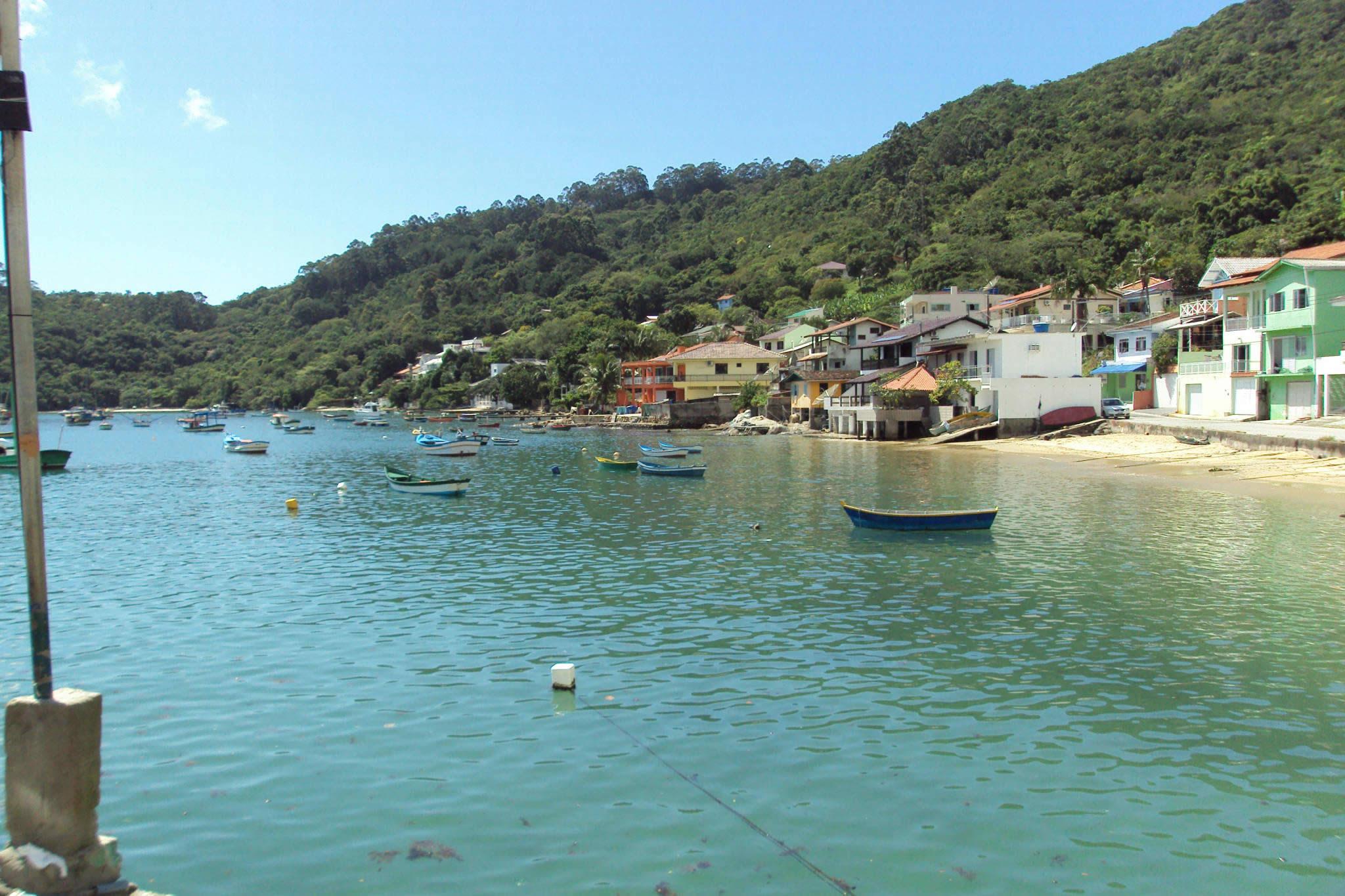 Brasil. Porto Belo. Una belleza color Esmeralda. ( Em Espanhol )