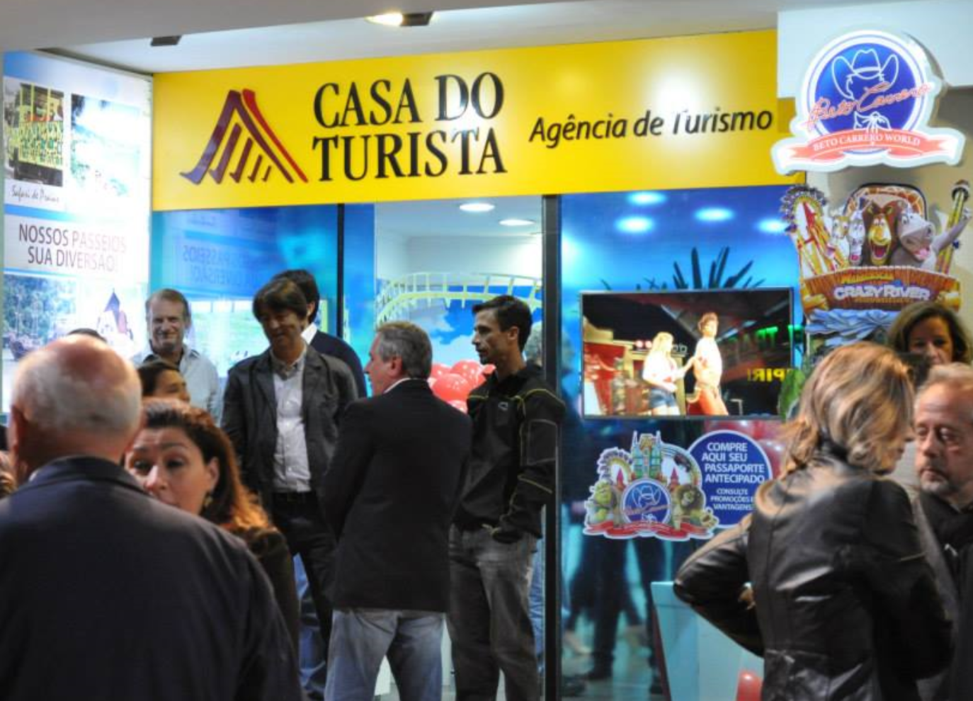 Agência de Turismo em Balneário Camboriú - Casa do Turista - Balneário Camboriú