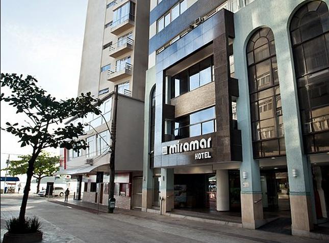 Hotel Miramar - Balneário Camboriú - SC