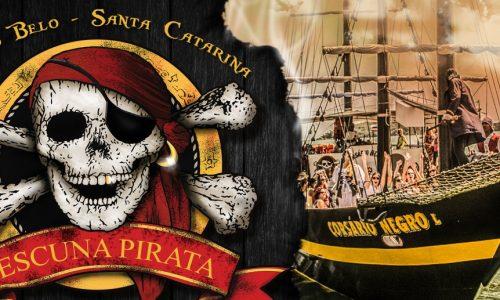 Escuna Pirata - Porto Belo - Casa do Turista