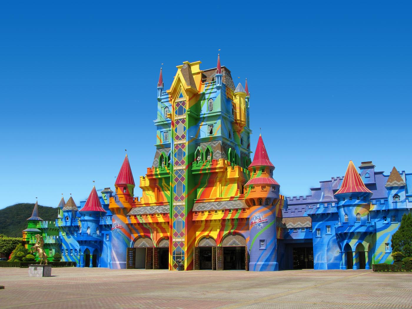 Beto Carrero World é o melhor parque de diversões da América do sul
