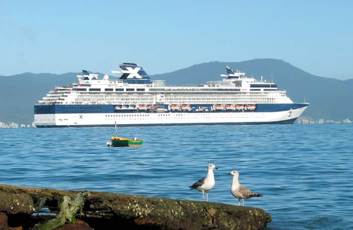 Tudo sobre navios de cruzeiros em Porto Belo | Casa do Turista
