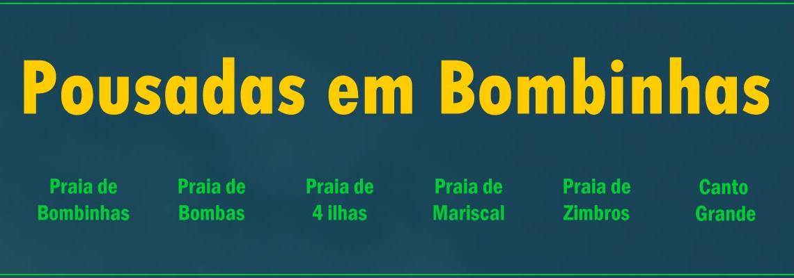 Guia de Pousadas em Bombinhas - SC   Casa do Turista 4f647d259e