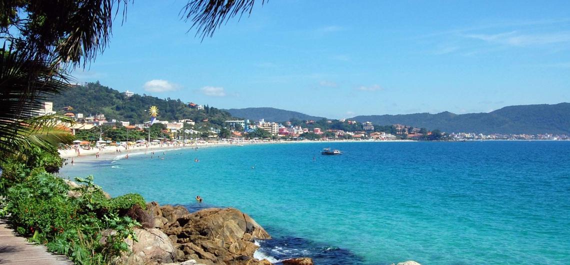 TripAdvisor elege duas praias de Bombinhas: melhores de SC
