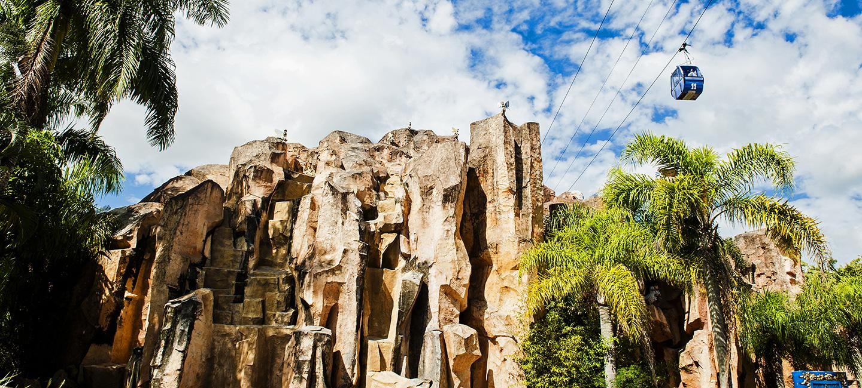 Conheça o Teleférico do Beto Carrero World | Casa do Turista