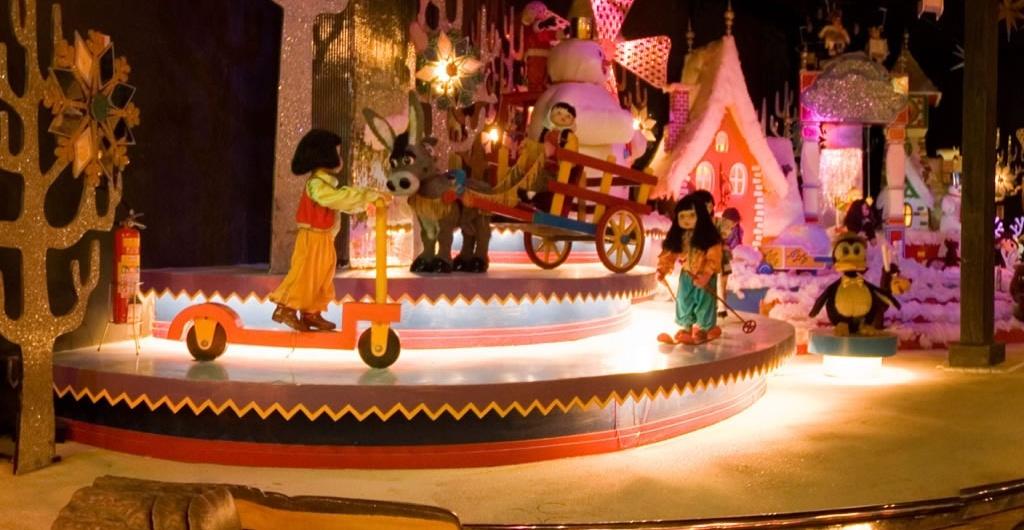Raskapuska: atração para crianças no Beto Carrero World