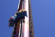 Conheça a Big Tower, atração radical do Beto Carrero World