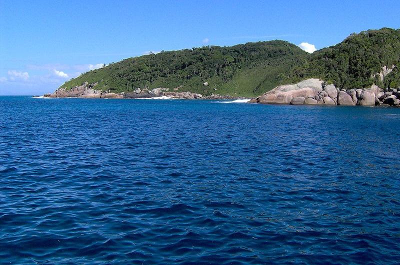 Reserva do Arvoredo: a área mais protegida do litoral catarinense