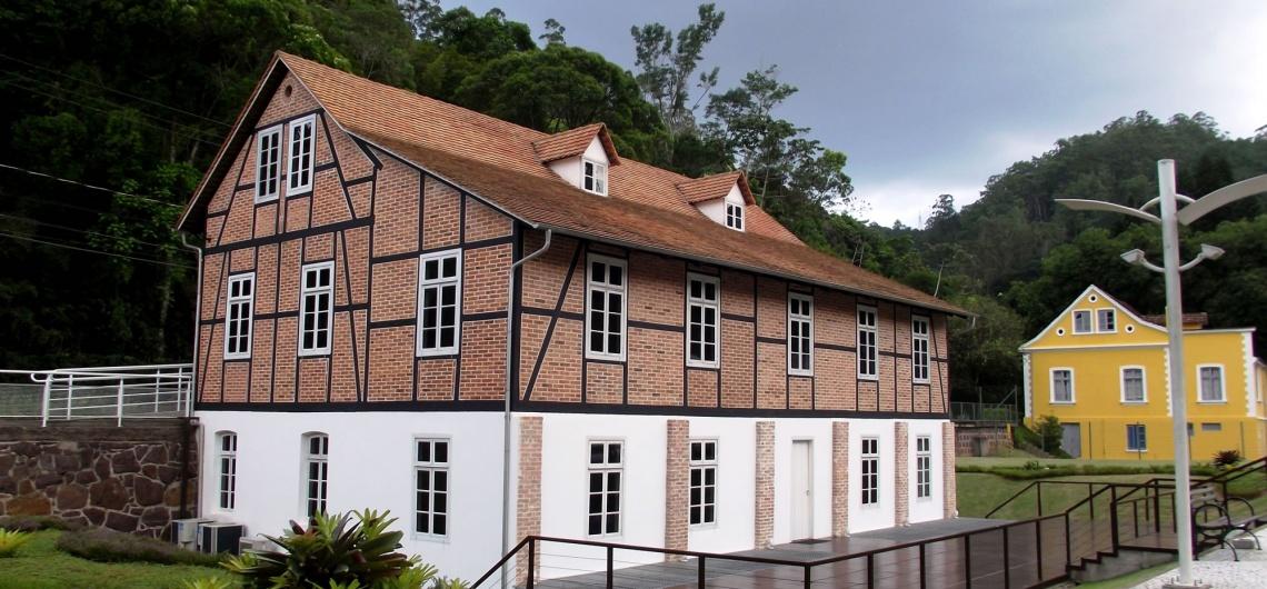 Conheça o Museu Hering, em Blumenau | Casa do Turista