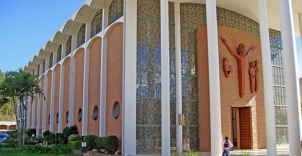 Catedral de Blumenau: o cartão postal da cidade | Casa do Turista