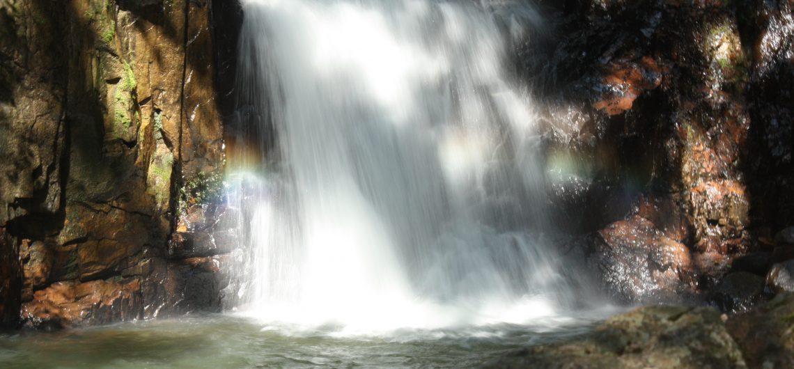 Uma cachoeira em Balneário Camboriú? | Casa do Turista
