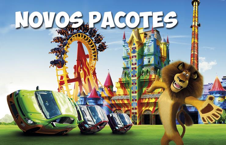 Pacotes Beto Carrero World