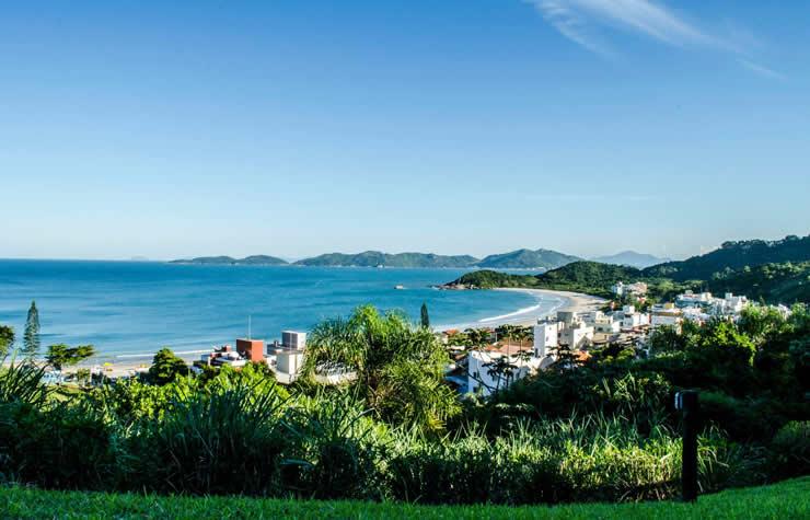 Pacotes para Bombinhas - Praia de Quatro Ilhas