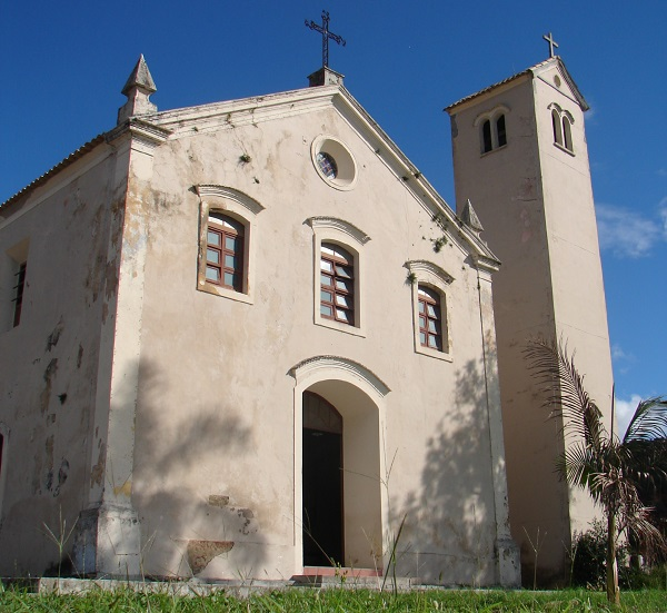 Porto Belo Igreja Bom Jesus dos Aflitos - Imagem Andre Balestra - Fumtur Porto Belo