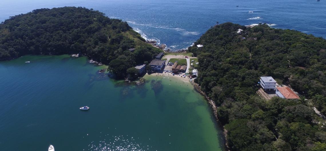 Praia da Sepultura/Bombinhas SC