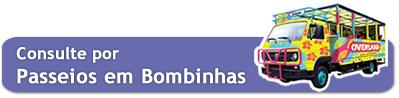 Passeios em Bombinhas