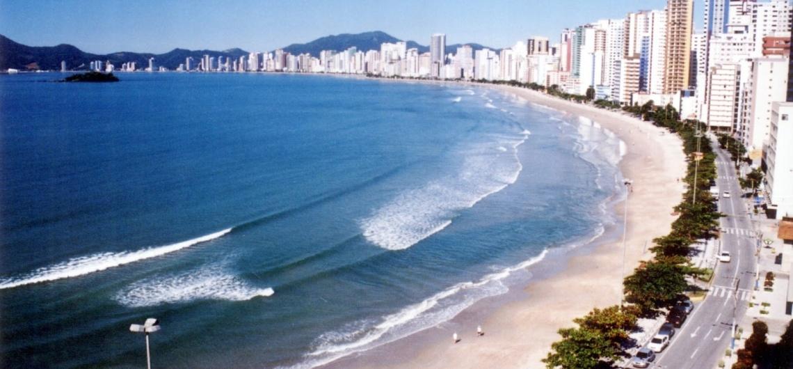 As Melhores praias do Vale do Itajaí
