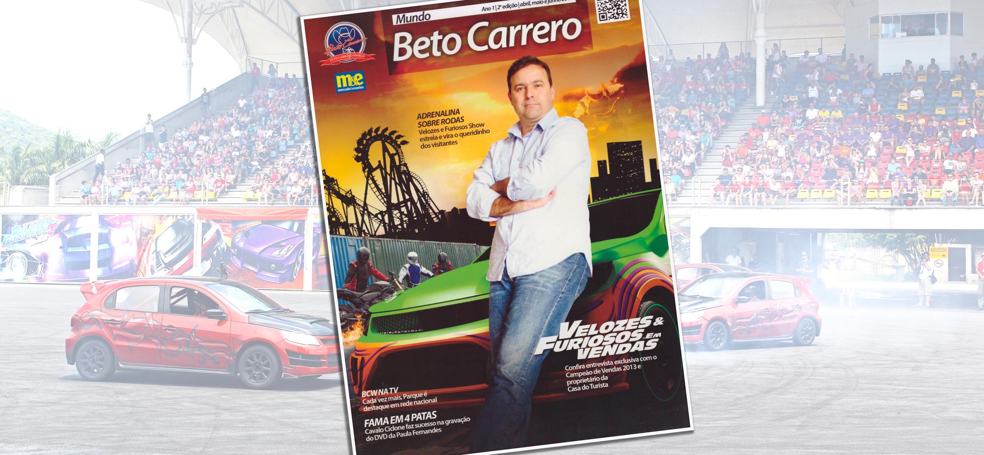 Campeão de Vendas Beto Carrero World