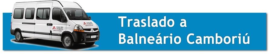 Serviço de Traslados para Balneário Camboriú