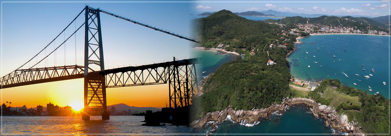 Florianópolis e Bombinhas: qual a distância entre estas cidades e como ir de uma a outra.