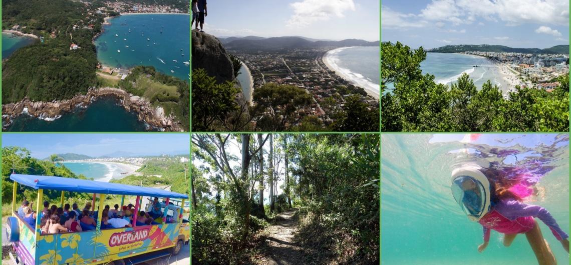 O que fazer em Bombinhas, Santa Catarina?