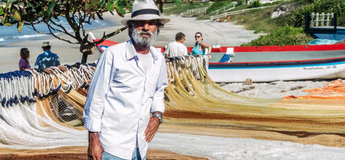 Pesca da Tainha vira roteiro turístico em Bombinhas