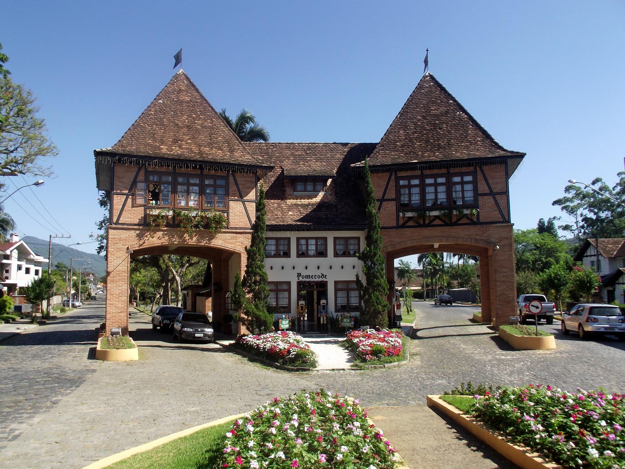 Pomerode - Uma encantadora Alemanha em Santa Catarina