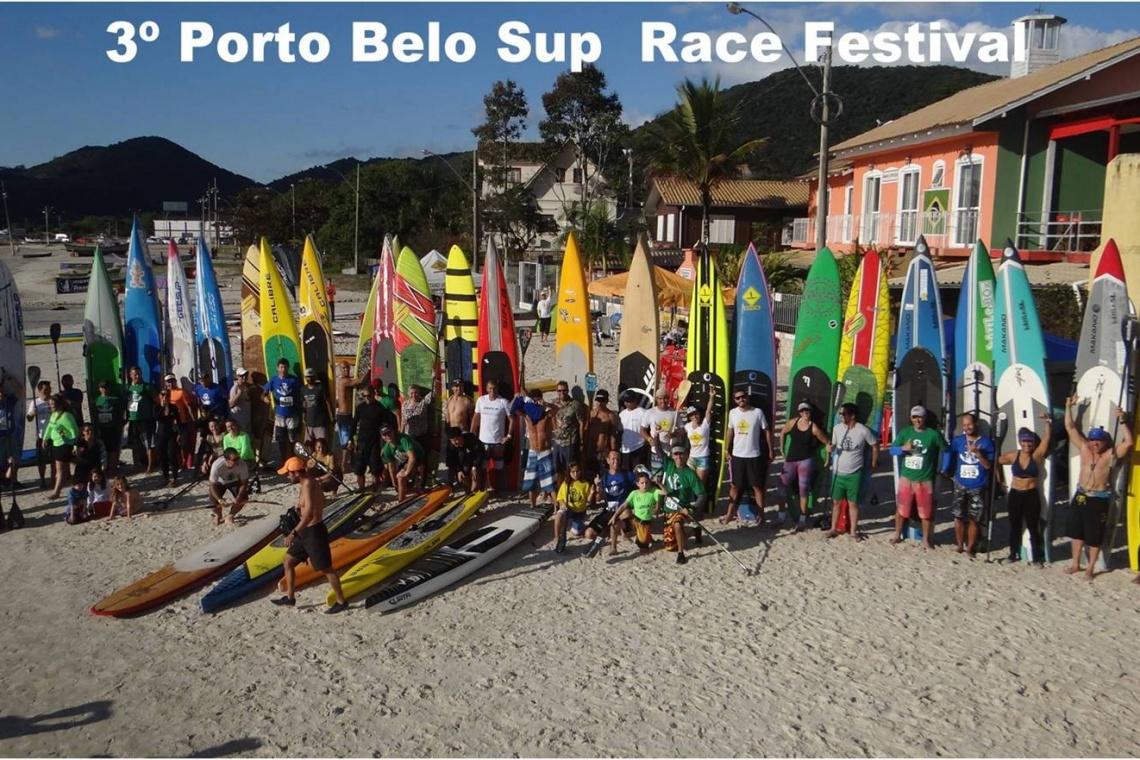 Stand Up Paddle - Porto Belo - IKAIKA