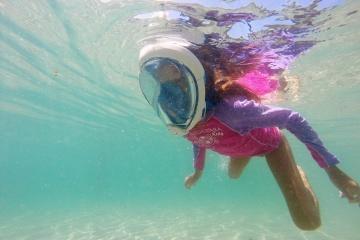 Snorkeling em Bombinhas