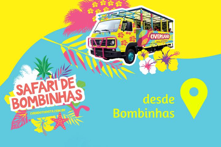 Safári de Bombinhas - Casa do Turista