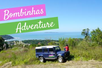 Bombinhas Adventure 4x4 – Eco 360 e Praia da Tainha