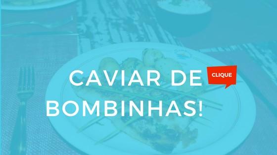 Conheça o Caviar de Bombinhas