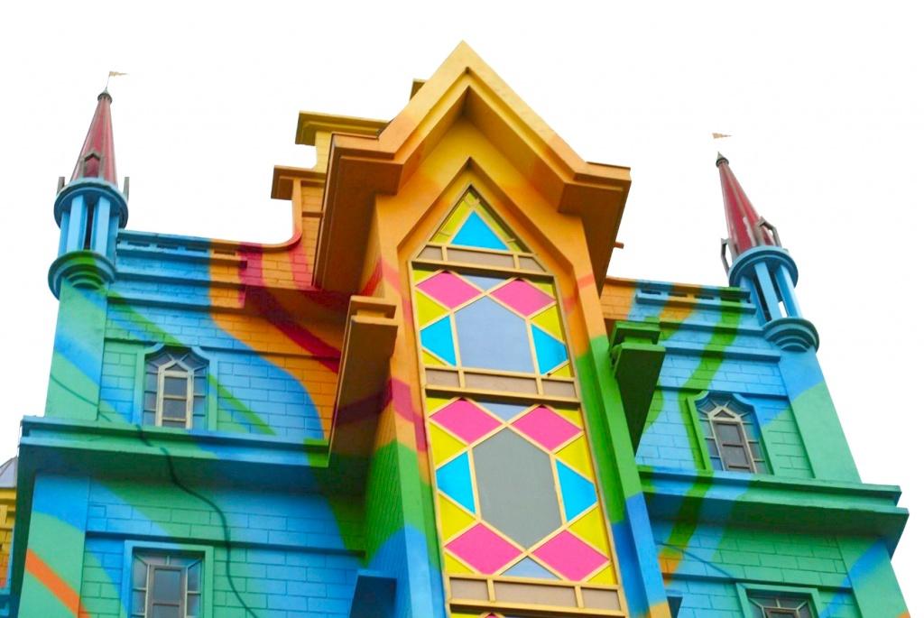 Palácio dos Sorvetes no Beto Carrero World