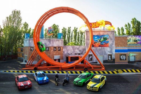Parque Beto Carrero e Hot Wheels – A união de dois gigantes
