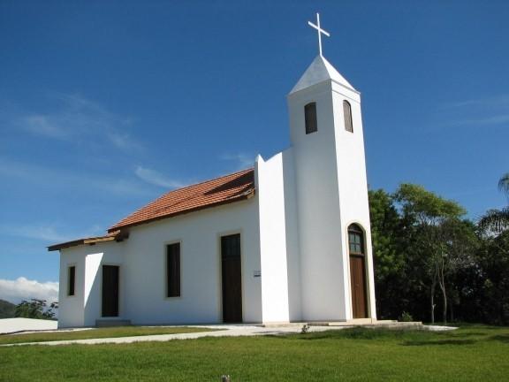 A Capela da Imaculada Conceição em Bombinhas