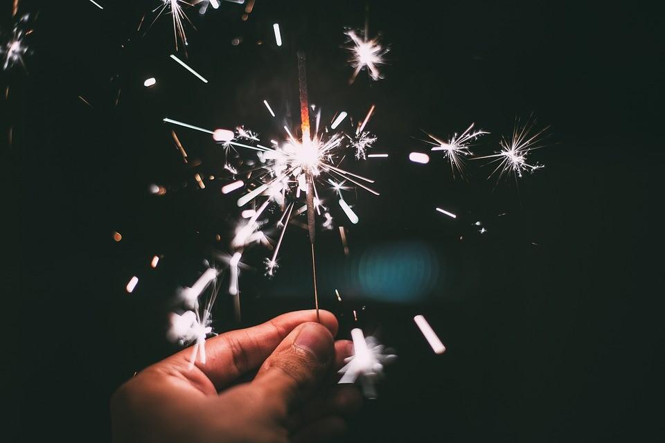 Como é o ano novo em Bombinhas?