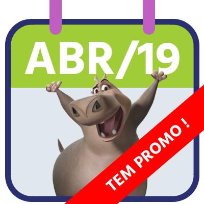Pacotes Beto Carrero para Abril 2019