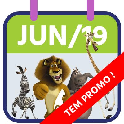 Pacotes Beto Carrero para Junho 2019