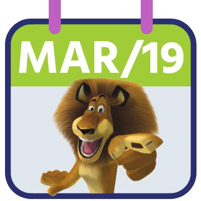 Pacotes Beto Carrero para Março 2019