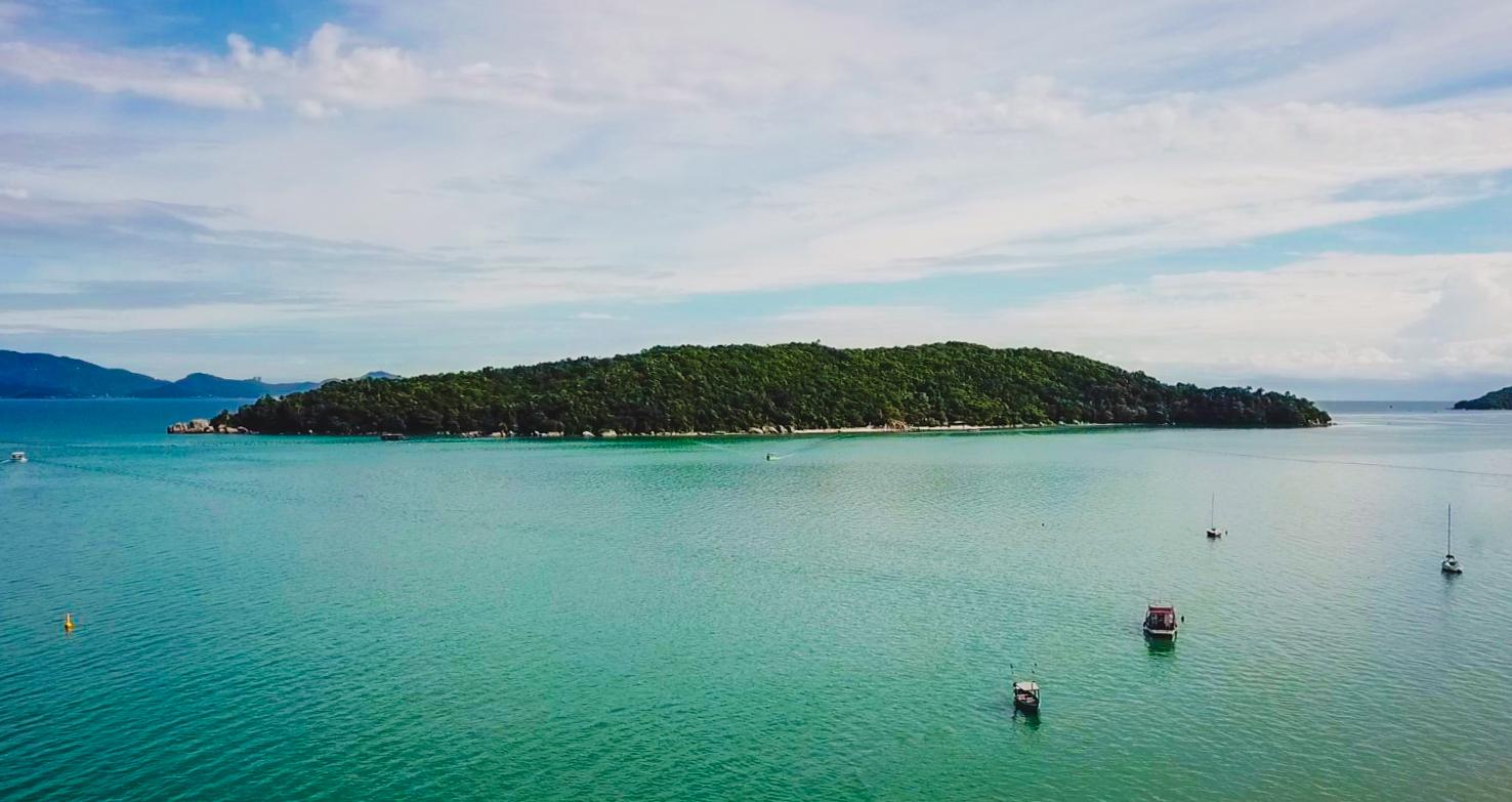 Os atrativos da Ilha de Porto Belo