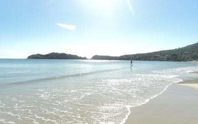 Razões para passar o verão em Santa Catarina