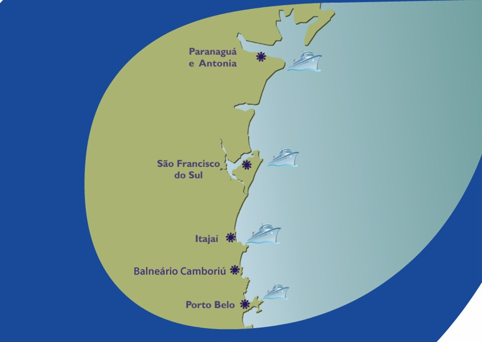 Shore Excursions and Logistic Suplyer - Brazil