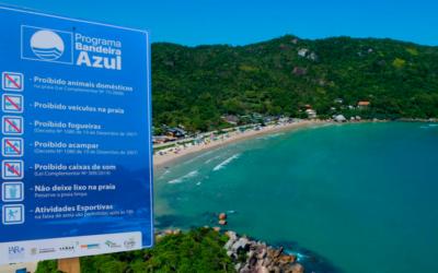 Programa Bandeira Azul: 03 praias de Bombinhas são certificadas