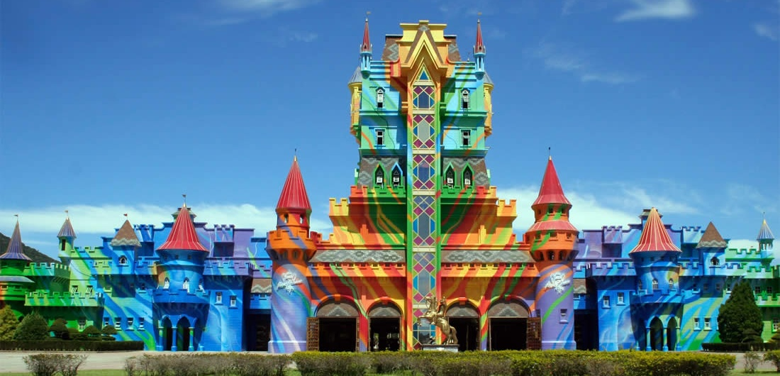Ingresso Beto Carrero World