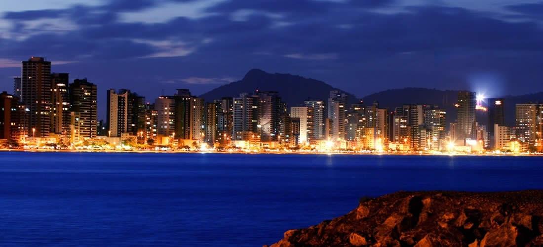Quais são as praias menos frequentadas de Balneário Camboriú?